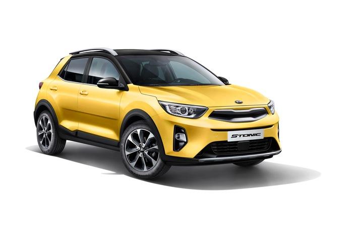 Auto News |carpr.de - Crossover Kia Stonic: Noch mehr Auto fürs Geld